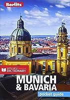 Berlitz Pocket Guide Munich & Bavaria (Travel Guide with Dictionary) (Berlitz Pocket Guides)
