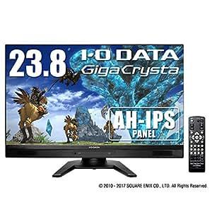 I-O DATA ゲーミングモニター ディスプレイ 23.8型 LCD-RDT242XPB (AH-IPSパネル/3.2ms/5年保証/土日もサポート)