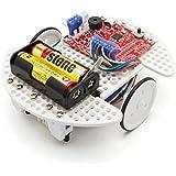 プログラミング教育用ロボット ビュートローバー ARM [学習教材] [vstone] (キット本体)