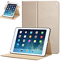 Poetic DuraBookカバーケースApple iPad Air 2 For Apple iPad Air 2 ゴールド FBA_Durabook-iPadAir2-Gold