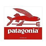 Patagonia パタゴニア ( patagonia ) TRIDENT FISH 正規品 ステッカー デカール シール