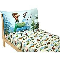 Disney The Good Dinosaur 2-Piece Toddler Sheet Set [Floral] [並行輸入品]