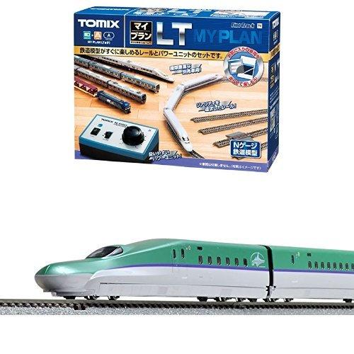 鉄道模型 Nゲージ 北海道新幹線 基本セット
