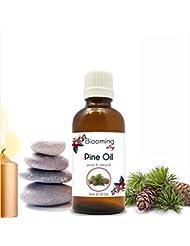 Pine Oil (Pinus Sylvestris) Essential Oil 10 ml or 0.33 Fl Oz by Blooming Alley