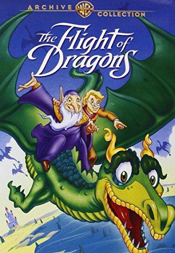 Flight of Dragons [DVD] [Import]