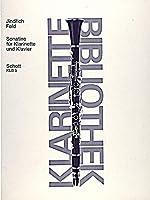 フェルド : ソナチネ (クラリネット、ピアノ) ショット出版