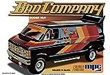 プラッツ 1/25 BAD COMPANY 1982 ダッジ・バン プラモデル MPC824