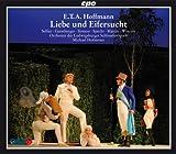 E.T.A.ホフマン:3幕のジンクシュピール「愛と嫉妬」AV33