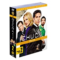 CHUCK/チャック<フォース・シーズン> セット2 (6枚組) [DVD]