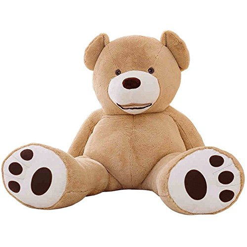IKASA ぬいぐるみ 特大 くま テディベア 可愛い熊 動物 大きい くまぬいぐるみ 熊縫い包み ...