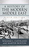 Cover of A History of the Modern Middle East