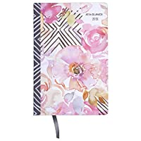"""AT-A-GLANCE Weekly/Monthly Planner,January 2018 - December 2018,4-7/8"""" x 8"""",Kathy Davis,Multicolor (4035-200) [並行輸入品]"""