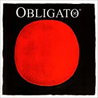 オブリガート OBLIGATOバイオリン弦(4/4) セット E線ボールエンド