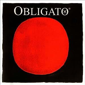 オブリガート OBLIGATOバイオリン弦(4/4)セット E線ボールエンド