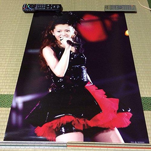 倉木麻衣 極HAPPY HAPPY HALLOWEEN LIVE 2010 ハロウィン Premium Live One for all, All for oneB2ポスター非売品グッズ