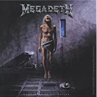 Licences Products Megadeth Countdown To Extinction Sticker