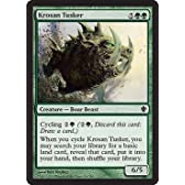 Magic: the Gathering - Krosan Tusker (154/356) - Commander 2013 by Wizards of the Coast [並行輸入品]