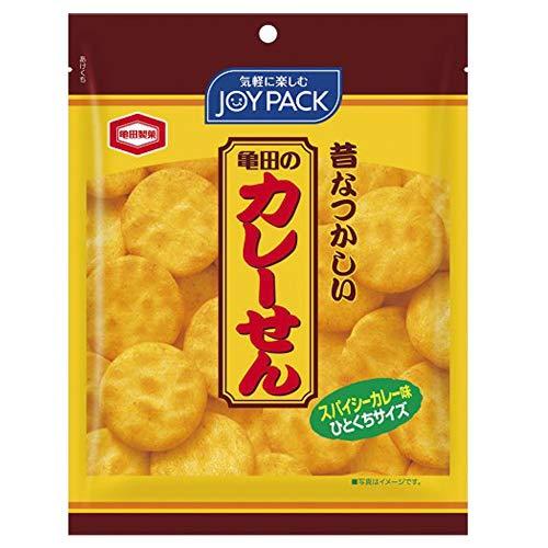 亀田製菓 亀田のカレーせんミニ 52g