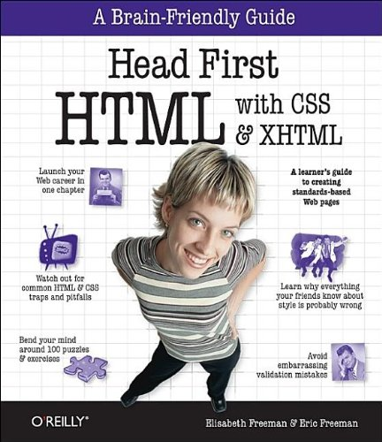 Head First Html With CSS & XHTMLの詳細を見る