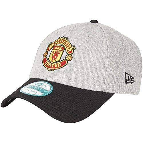 ニューエラ (New Era) 9フォーティ キャップ - マンチェスター・ユナイテッド (Manchester United) ヘザー グレー