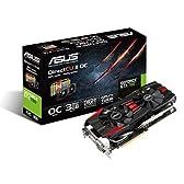 ASUSTeK NVIDIA GTX780チップセット オリジナルFAN「DirectCuII」搭載グラフィックカード GTX780-DC2OC-3GD5 【PCI-Express3.0】