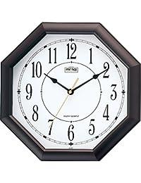 MAG(マグ) 置き時計・掛け時計 ブラウン 30.2×30.2×5cm