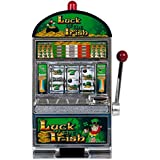 RecZone Luck of the Irish Slot Machine Bank, 15-Inch [並行輸入品]