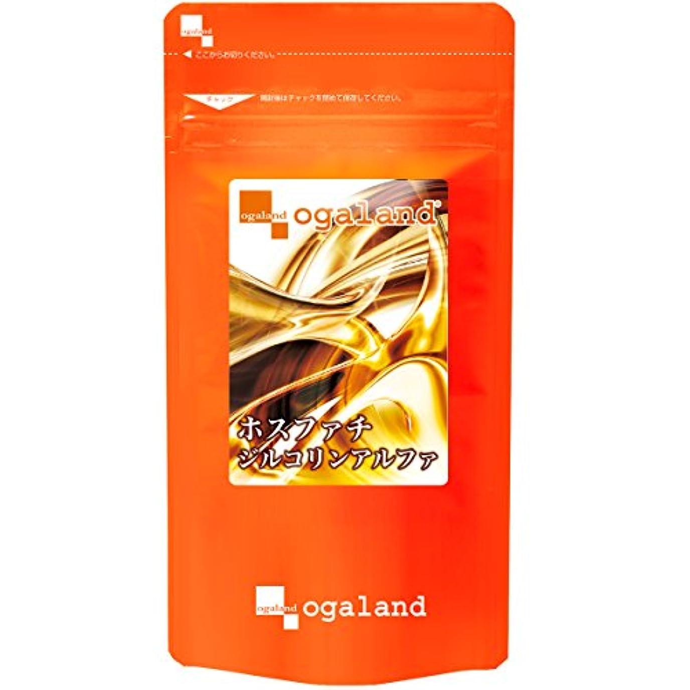 お徳用ホスファチ ジルコリンα (180カプセル/約3ヶ月分)