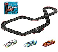Carrera Digital132 1/32 DRM Retro Race スロットカー & レースコースセット スロットカー3台入り