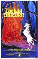 Last Unicorn 27x 40映画ポスター–スタイルA Unframed 271361