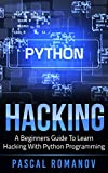 Python: A Beginners Guide To Learn Hacking With Python Programming (English Edition)