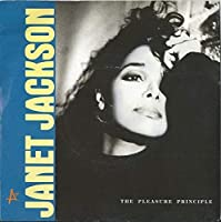 "The Pleasure Principle - Janet Jackson 7"" 45"