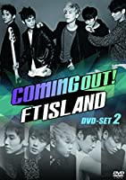 Coming Out! FTISLAND DVD-SET2