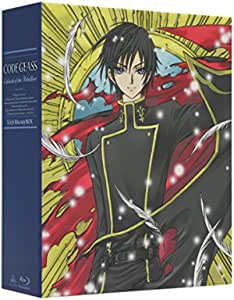 【Amazon.co.jp限定】コードギアス 反逆のルルーシュ 5.1ch Blu-ray BOX (特装限定版)(Amazonロゴ柄CDペーパーケース付)