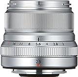 FUJIFILM 交換レンズ23mmF2シルバー XF23MMF2 R WR S 富士フイルム 16523171