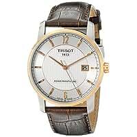[ティソ]TISSOT 腕時計 Titanium Powermatic 80(チタニウム パワーマティック80) T0874075603700 メンズ 【正規輸入品】