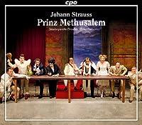 J.シュトラウス2世:喜歌劇「メトゥザレムの王子」全曲