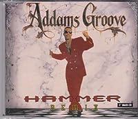 Addams groove [Single-CD]