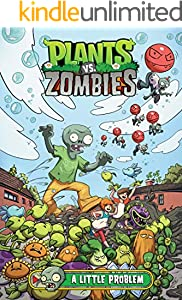 Plants: vs Zombies - Vol 14 Great Cartoon Game Comic Graphic Novels For Young & Teens , Adults Reader (English Edition)