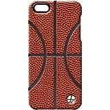 Trexta iPhone5 本革張りハードケース スポーツ バスケットボール 18791