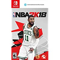 NBA 2K18 Early Tip-Off Edition (輸入版:北米) - Switch