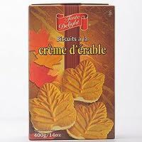 テイストデライト メープル リーフ クリームクッキー 400g 1箱