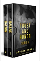 Trust and Honor Series: A BWWM Romantic Suspense Boxed Set Kindle Edition