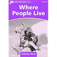 Where People Live: Level 4: 625-word Vocabulary (Dolphin Readers)