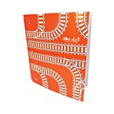 Trains Printz Wide Ruled 10.5-inch by 9-inch Notebook [並行輸入品]