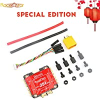 Special Edition Racerstar REV35 35A BLheli_S 3 6S 4 In 1 ESC Built in Current センサー [並行輸入品]