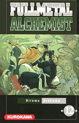 Download Fullmetal alchemist t.12 2351421566