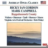 Gordon: Rappahannock Country [Rob Fisher] [Naxos: 8.669028-29] by Mark Walters (2013-04-11)