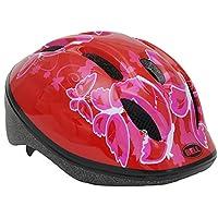BELL(ベル) ヘルメット 自転車 サイクリング 子ども用 ZOOM2 [ズーム2 レッドバタフライ XS/S 7072836]