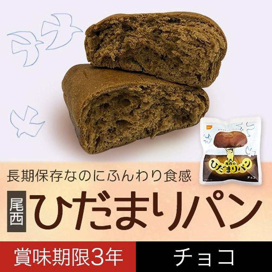 インシデント灌漑アラブ尾西食品 ひだまりパン チョコ味 1個